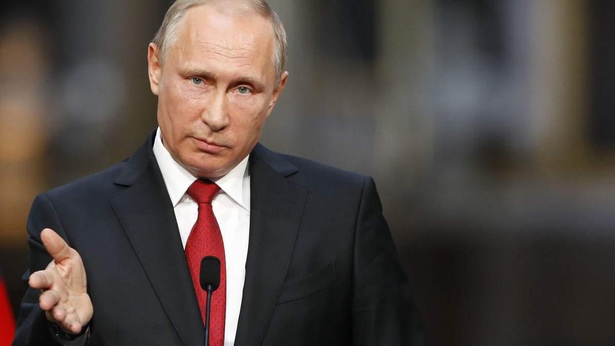 Путин начнет давить на нового президента Украины