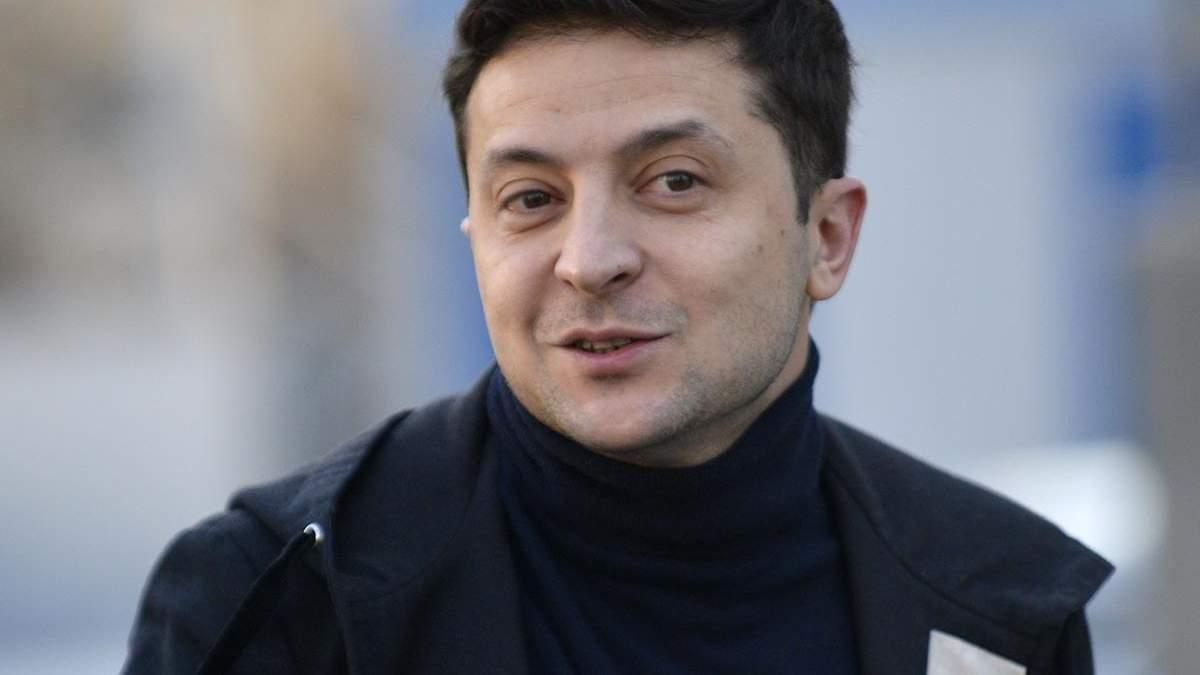 """Зеленський запевнив, що покине бізнес у студії """"Квартал 95"""""""