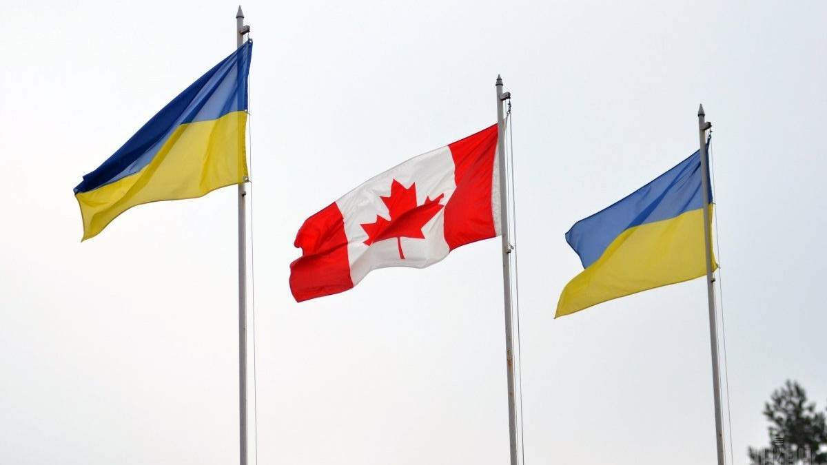 Канадські спостерігачі відправилися до України
