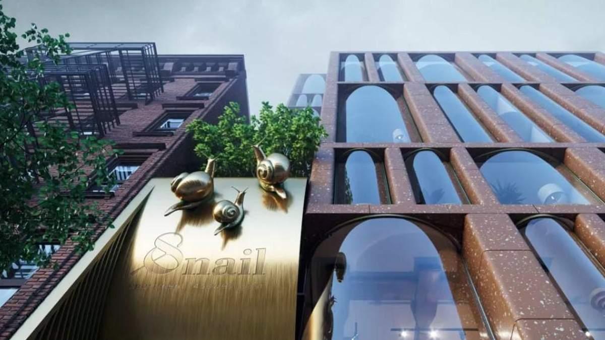 Украинская компания archimatika построит жилой комплекс на Манхэттене