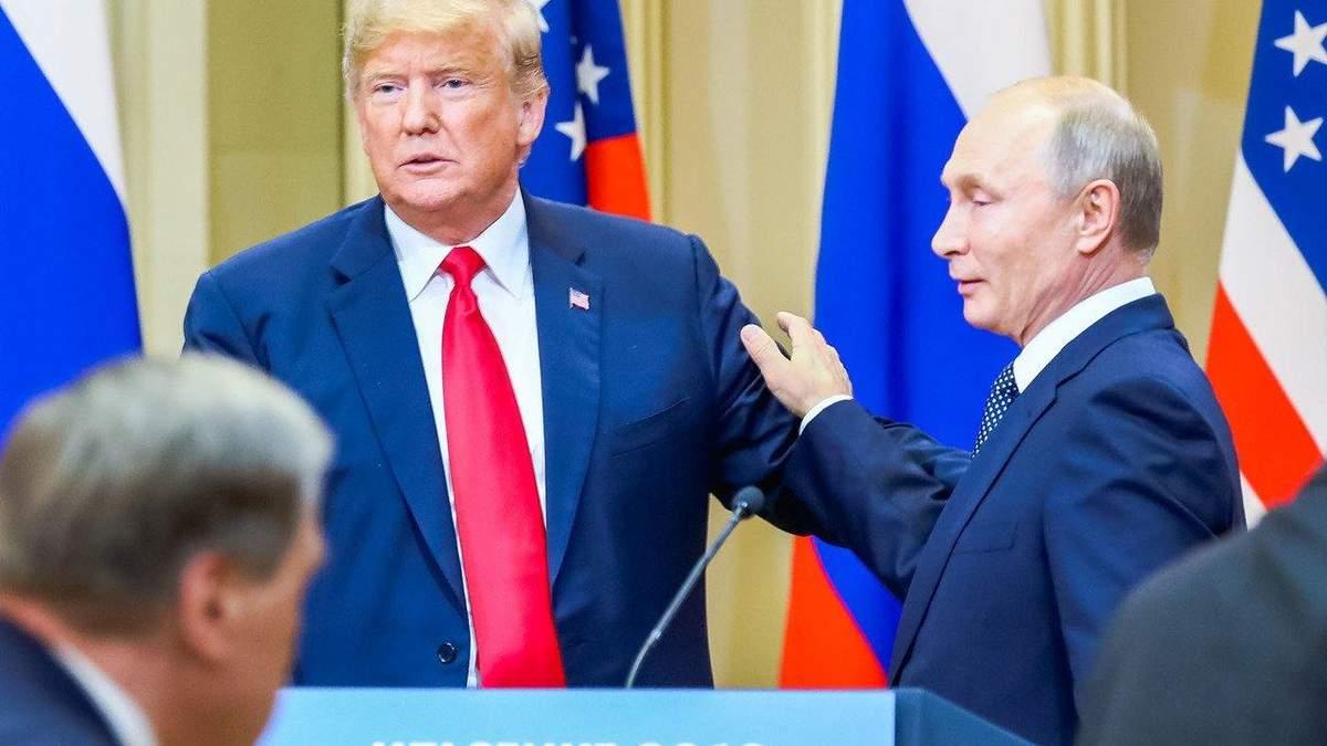 Чи пов'язаний Дональд Трамп з Кремлем?