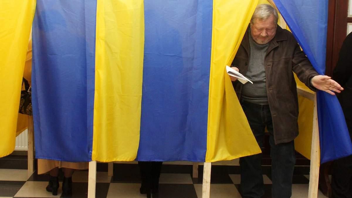 Як проголосувати після 20 години: пояснення ЦВК