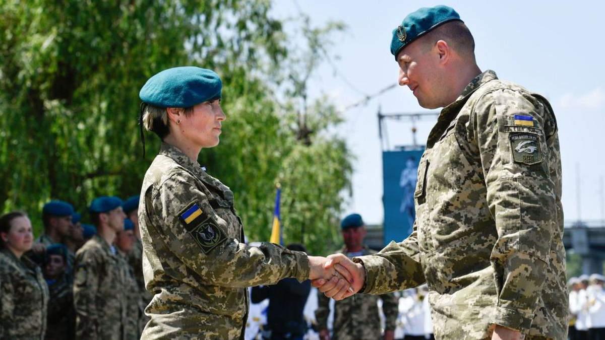 В Україні запровадили три нові військові свята