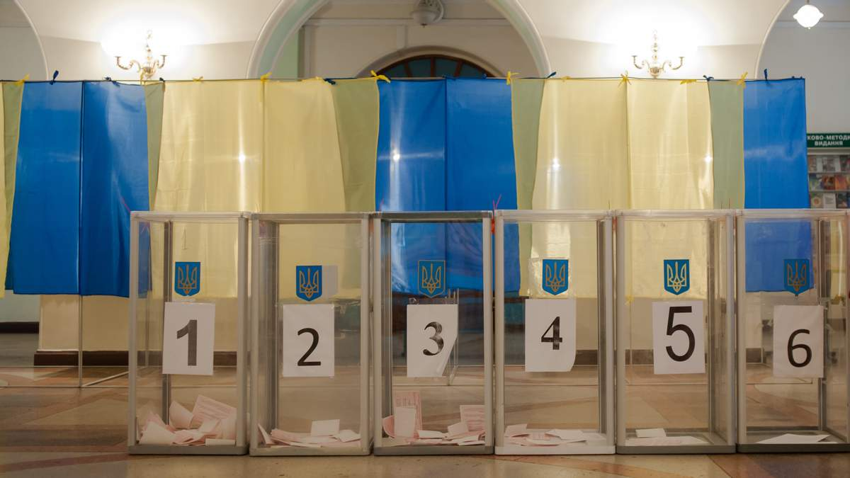 Количество бюллетеней на выборах президента Украины: смотрите инфографику