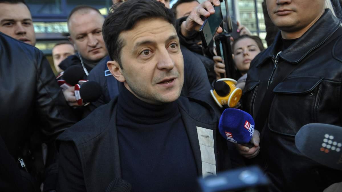 Суд рассмотрит иск о снятии Зеленского с выборов