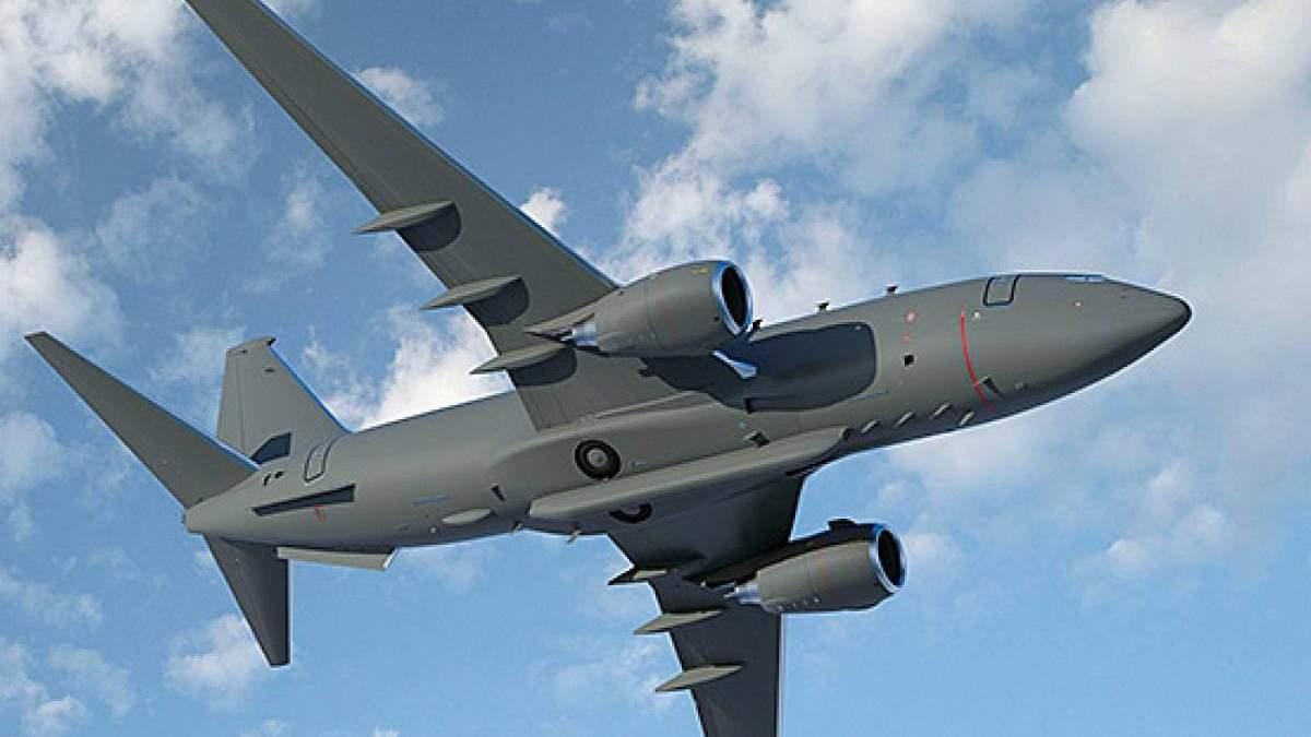 Украина и Boeing будут сотрудничать в военно-технической сфере