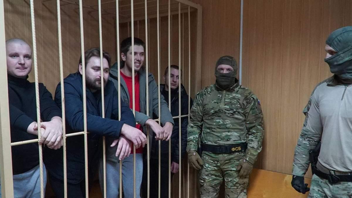 Выдаст ли Путин пленных моряков: мнение российского политолога