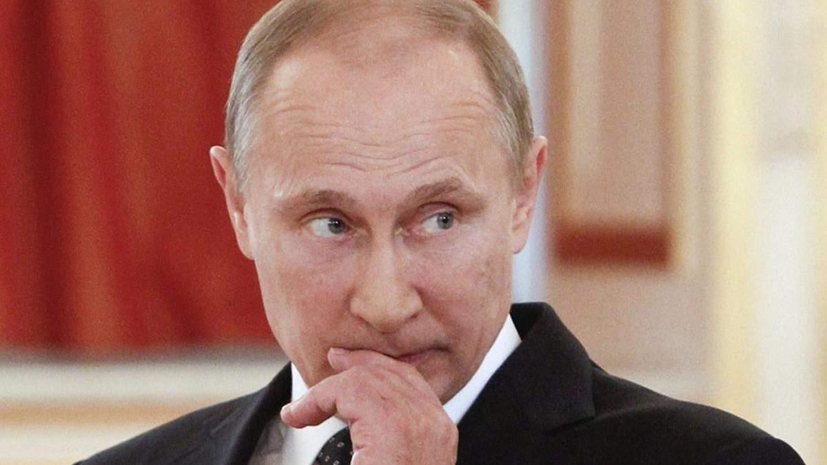Путін зачекає із вітаннями для Зеленського