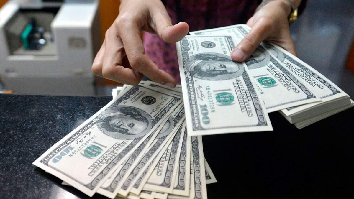 Курс валют НБУ на сьогодні 24.04.2019 - курс долара, курс євро