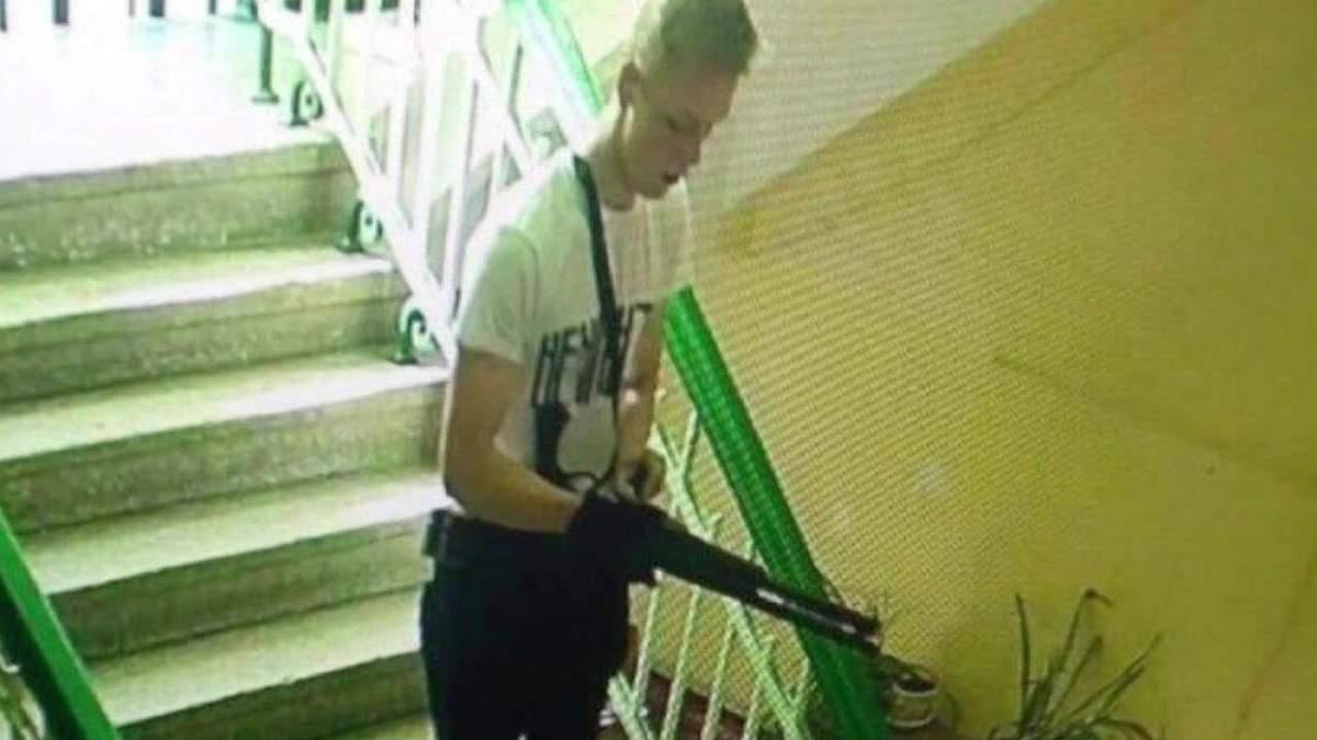 Підозрюваного у стрілянині в Керчі принижували однокласники