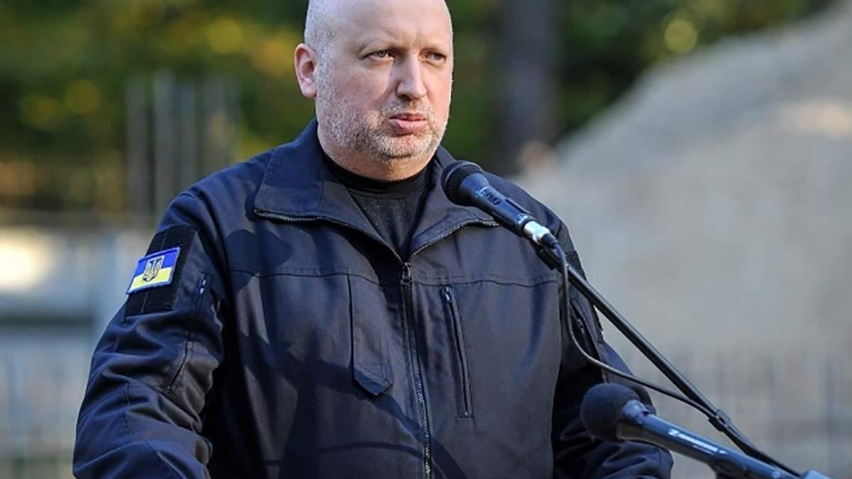 Турчинов розкритикував указ Путіна про спрощене надання громадянства Росії для жителів окупованого Донбасу