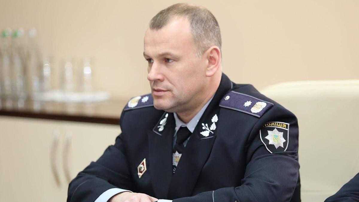 Олег Бех – новий начальник поліції Одещини