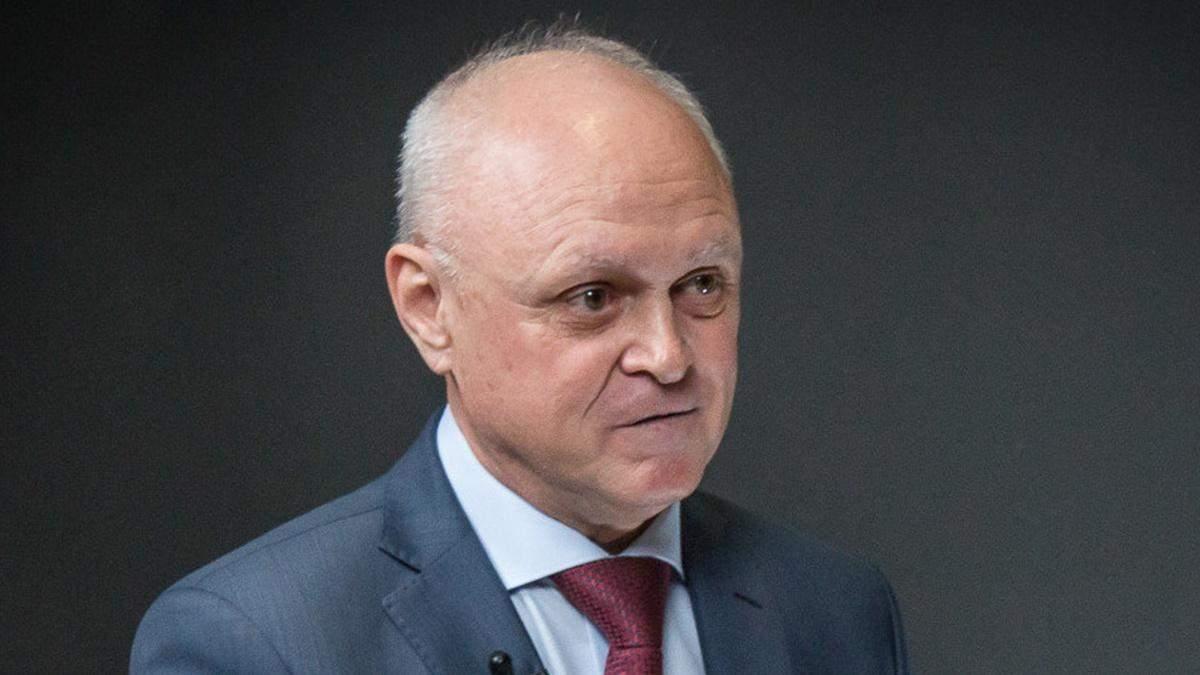 Апаршин заявил, что готов возглавить Министерство обороны при президентстве Зеленского