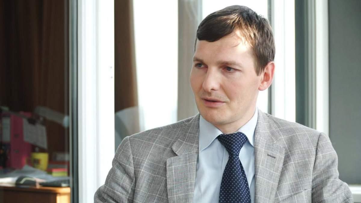 Євген Єнін подав у відставку