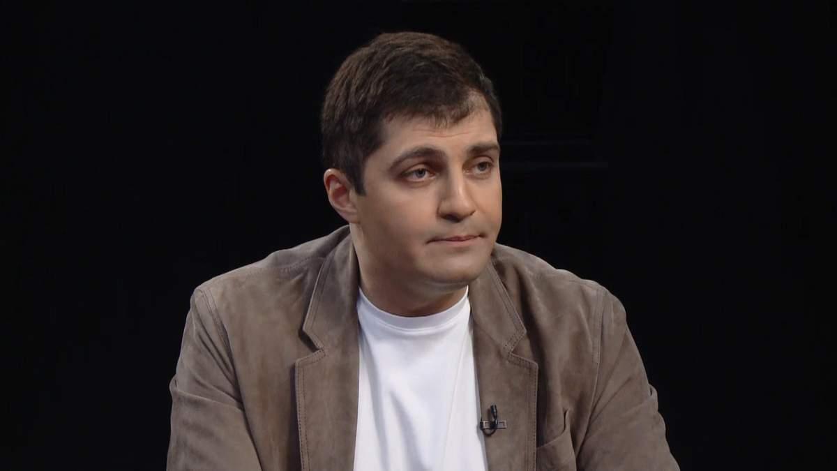 Сакварелідзе про президентство Зеленського та порівняння України і Грузії