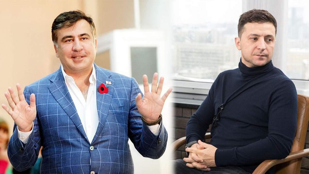 Вернется ли Саакашвили в Украине?