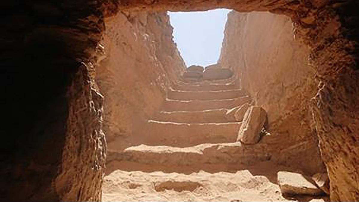 В Египте нашли гробницу, вход в которую был замурован более 2 тысячелетий