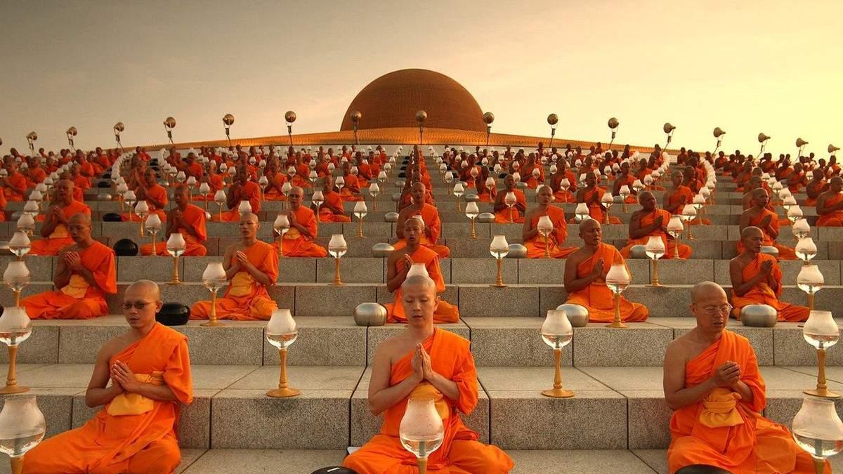 Будда, медитація і нірвана: цікаві факти про буддизм, які має знати кожен