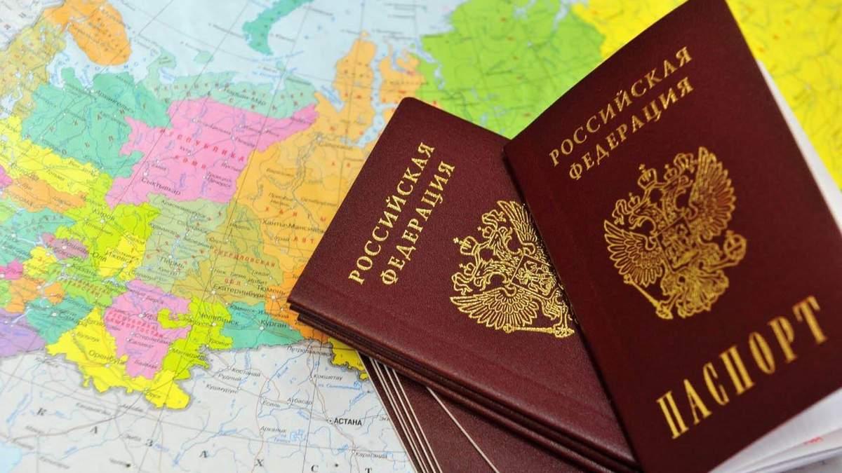 Россия может очень быстро завершить процесс выдачи паспортов
