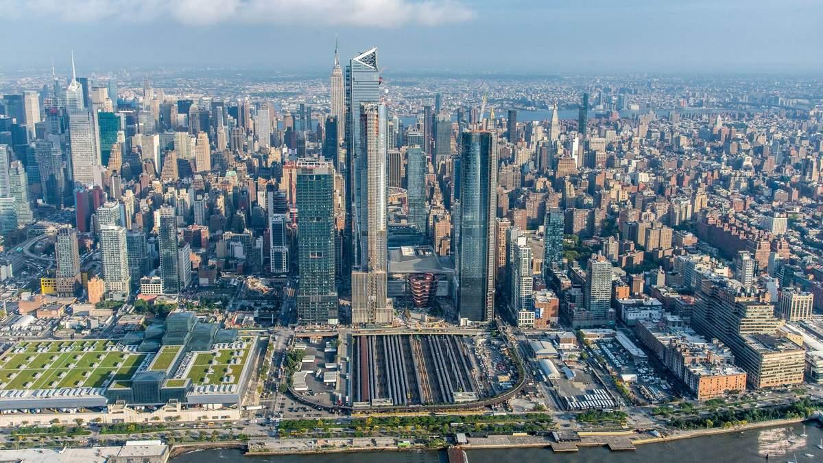 У Нью-Йорку хочуть заборонити будувати скляні хмарочоси