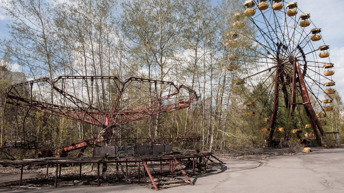 Как выглядит Чернобыль сегодня: фото и видео