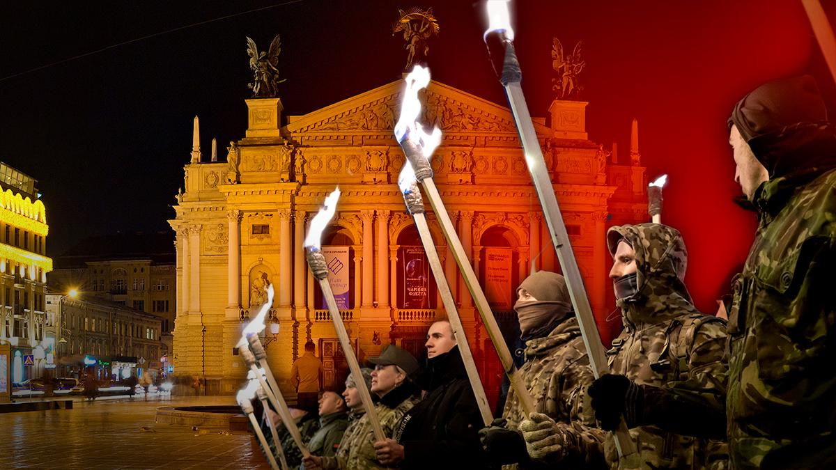 """Кому выгодно разгонять тему """"галицкого сепаратизма"""""""