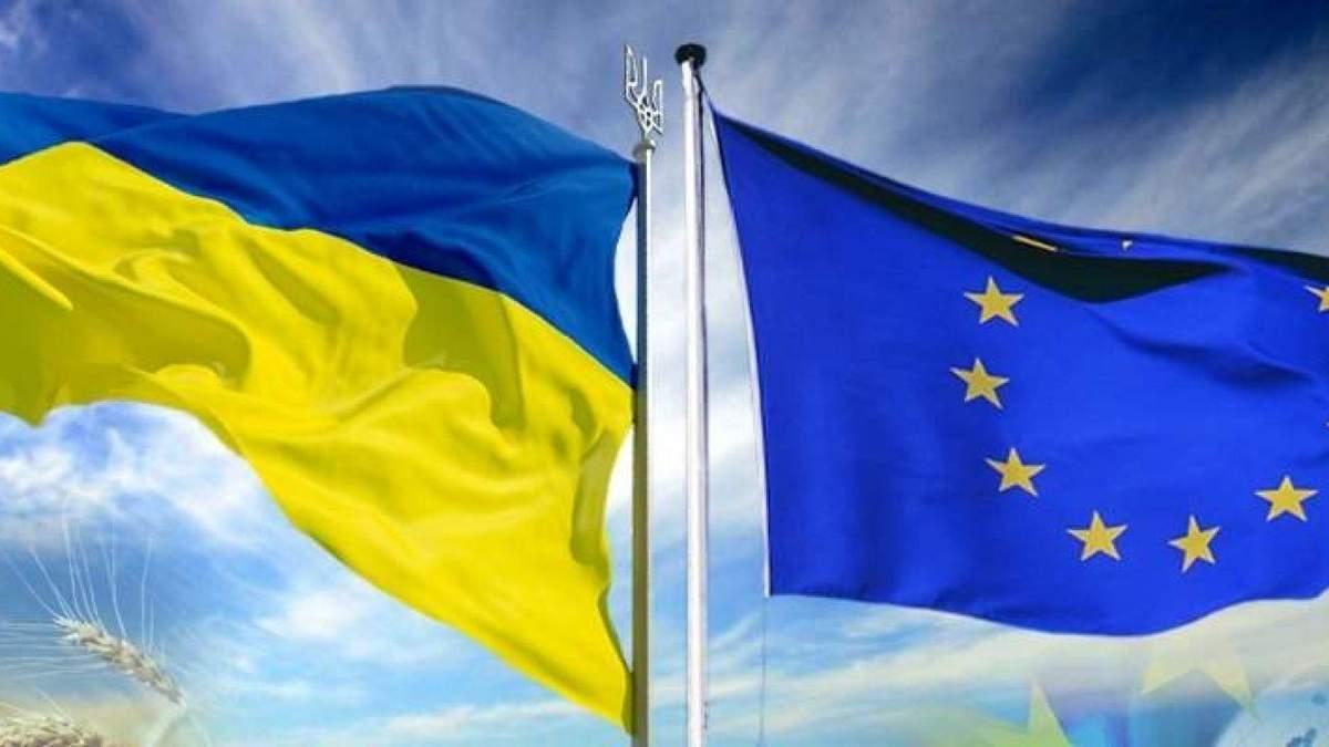 Договоренности между Украиной и ЕС
