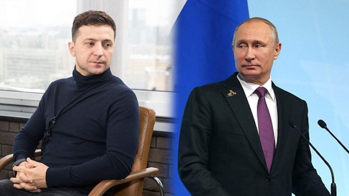 Яким буде формат переговорів Зеленського і Путіна