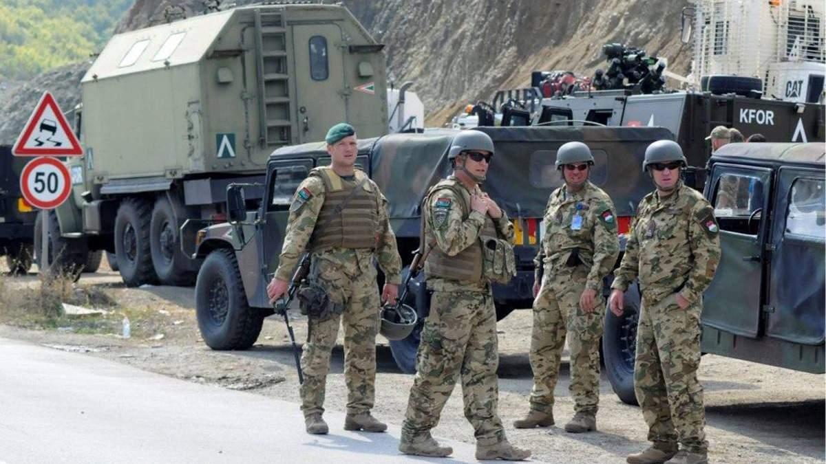Макрон та Меркель хочуть відновити переговори Сербії та Косово