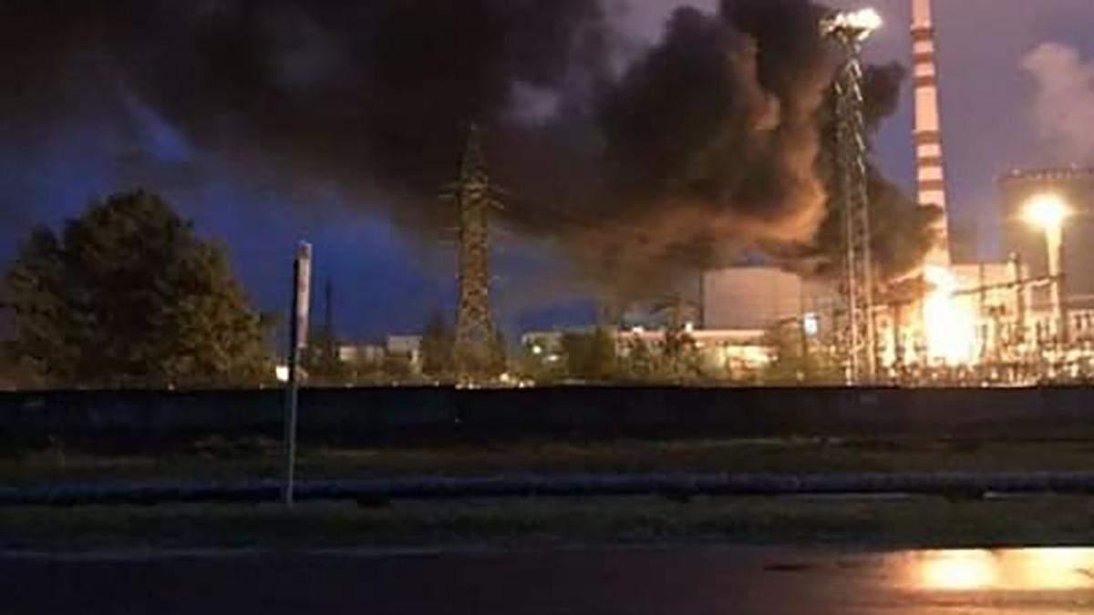 На Ровенский АЭС произошел пожар: отключен блок №3 (дополнено)
