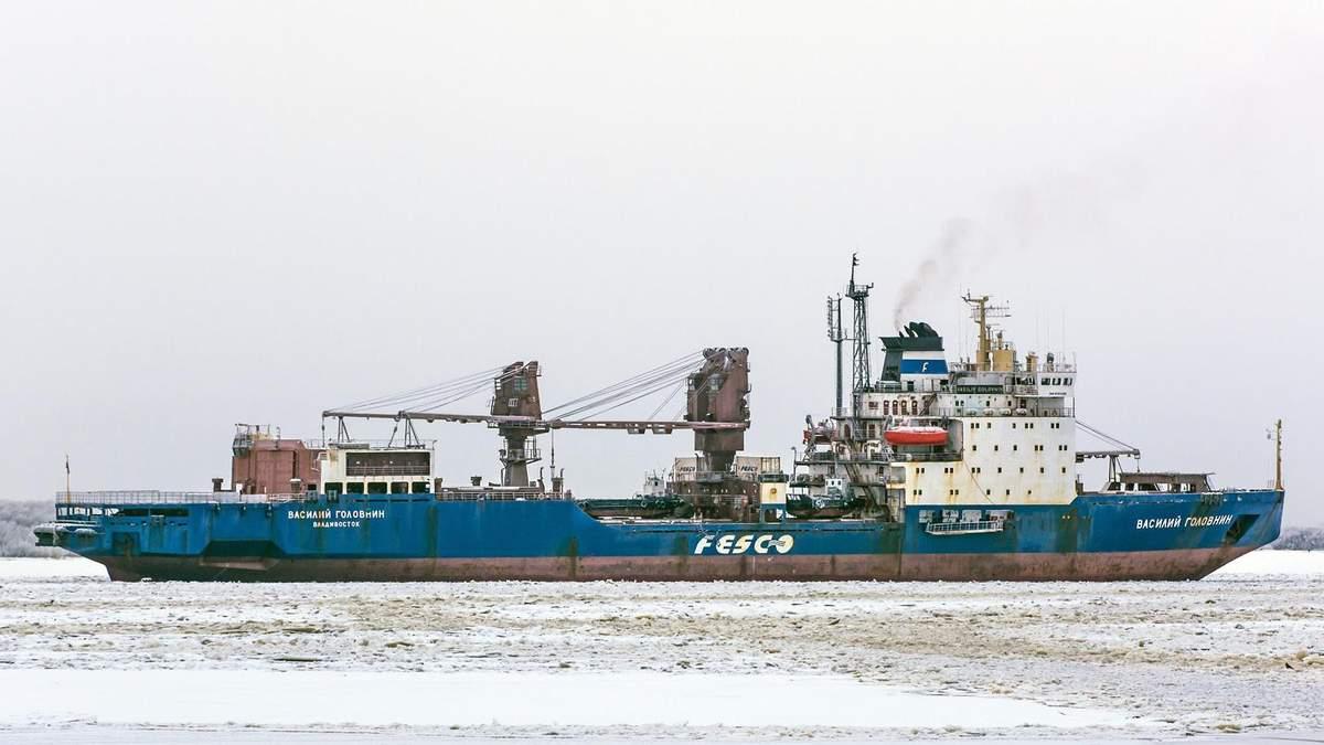 На кораблі з Росії за дивних обставин померли два моряки: усі подробиці