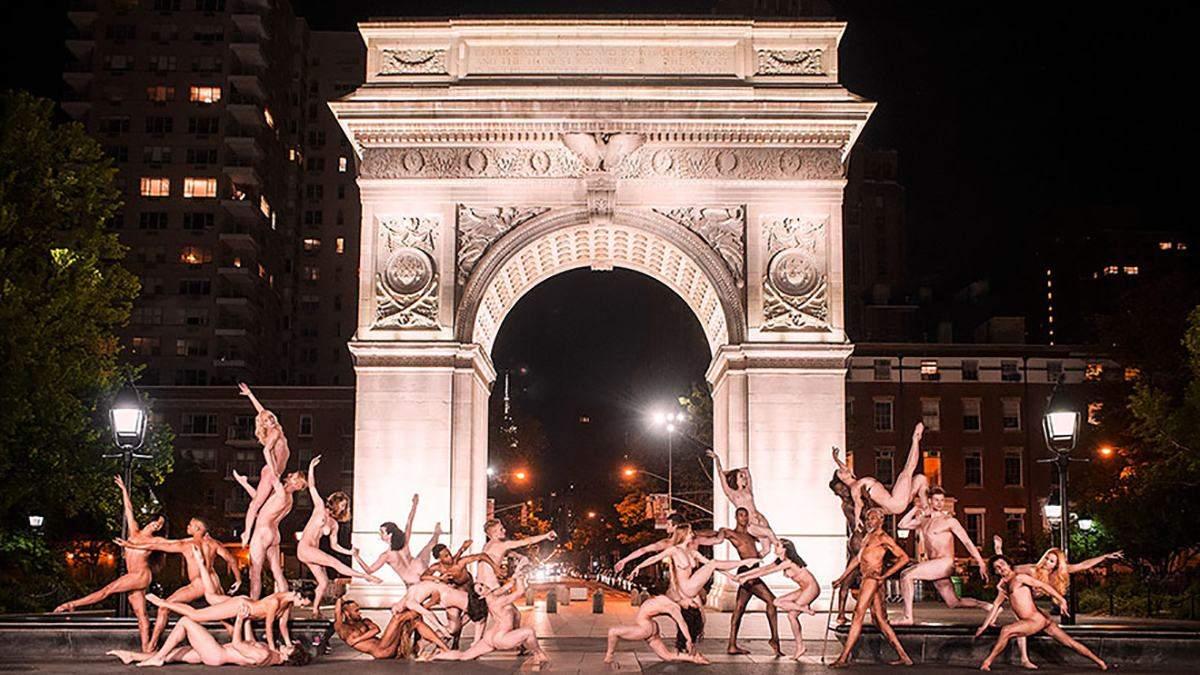 """Фото Джордана Меттера з проекту """"Танцюристи після настання темряви"""" (Dancers After Dark)"""