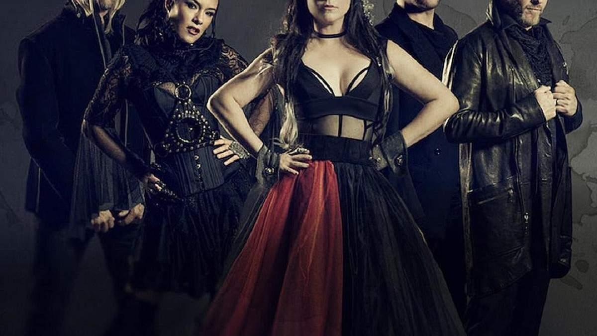 Гурт Evanescence