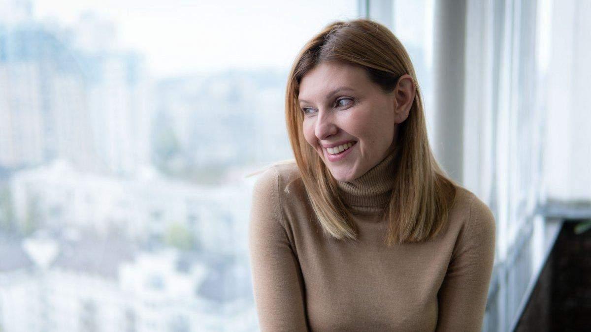 Жена Зеленского рассказала о сопротивлении цензуре Коломойского и ближайших планах президента