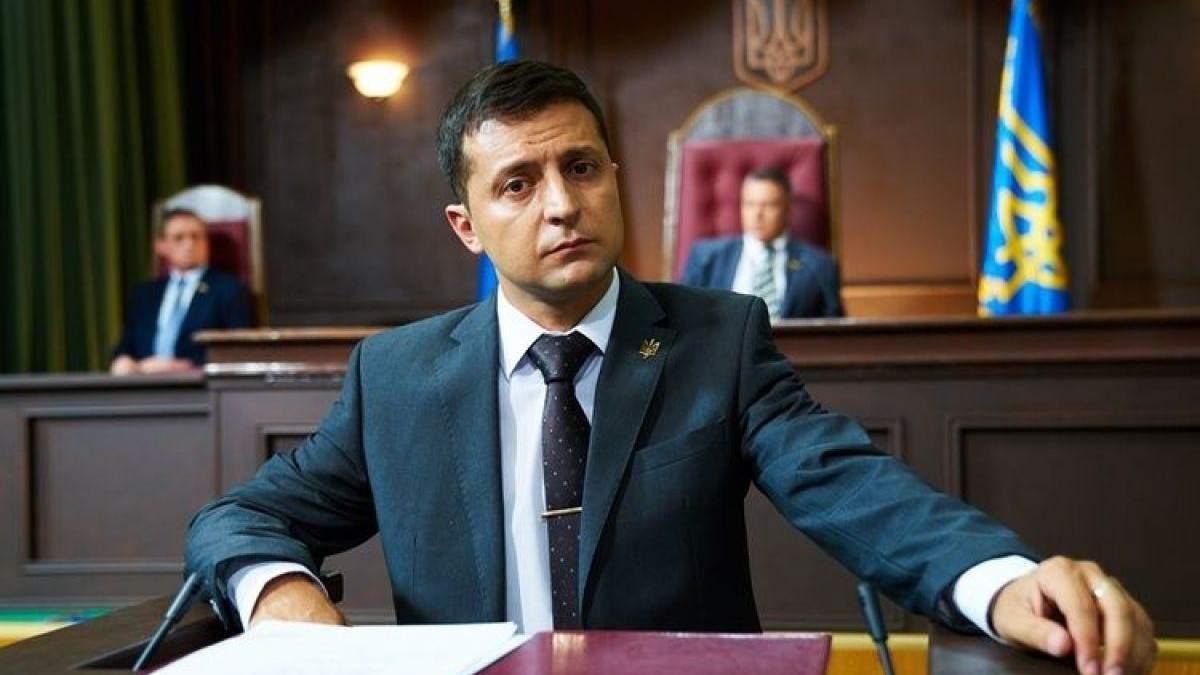 Победитель выборов 2019 года Владимир Зеленский нуждается в представителе