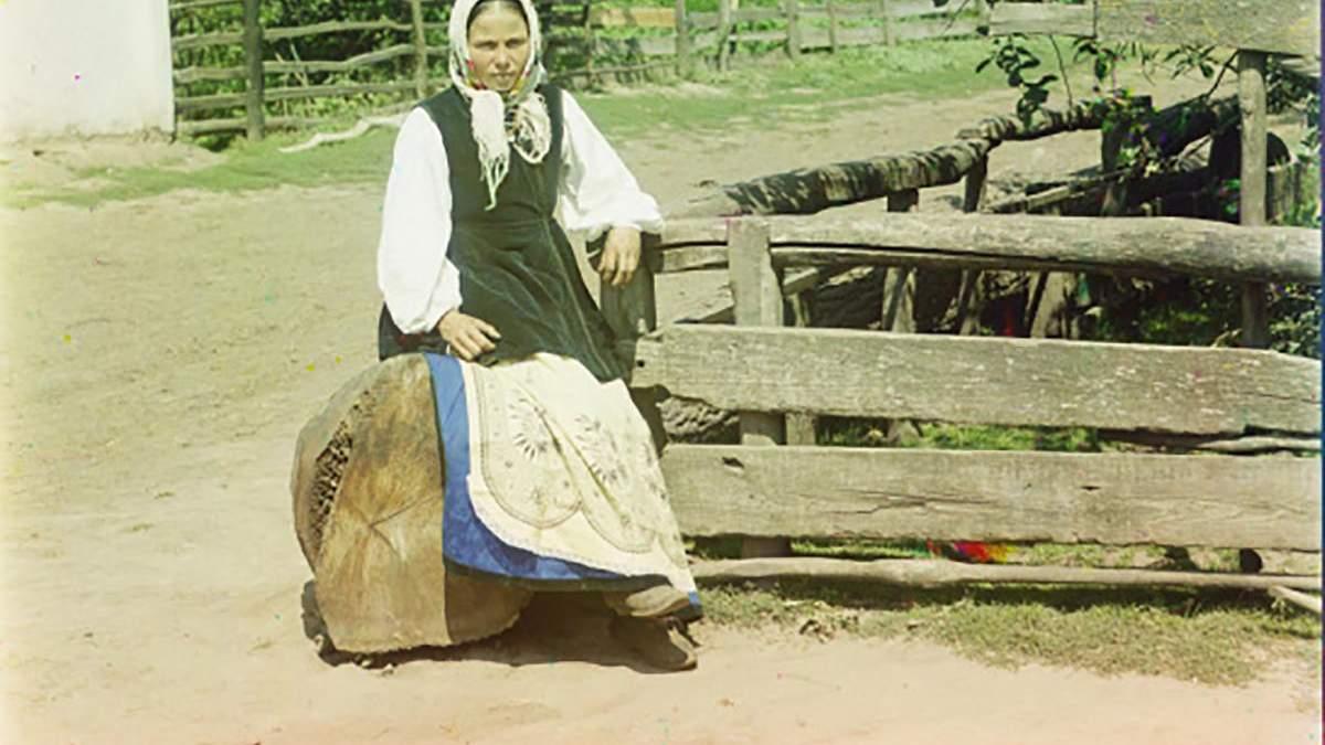 Уникальные фото Украины столетней давности опубликовали в США
