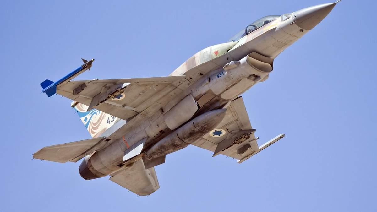 Военные Израиля атаковали цели ХАМАС
