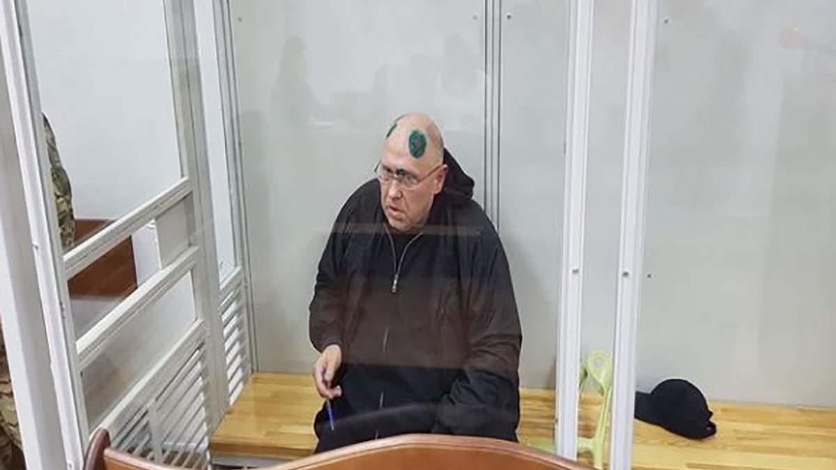 Убийство Гандзюк: суд отпустил подозреваемого Павловского под домашний арест