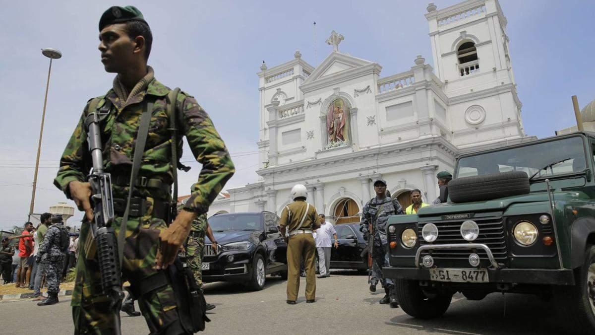 На Шри-Ланке возможны новые теракты: отменены все воскресные службы