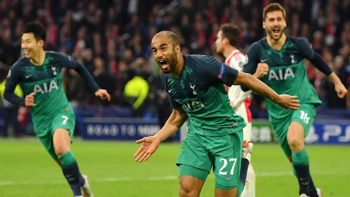 Аякс – Тоттенхем: відео голів та рахунок матчу - 8 травня 2019