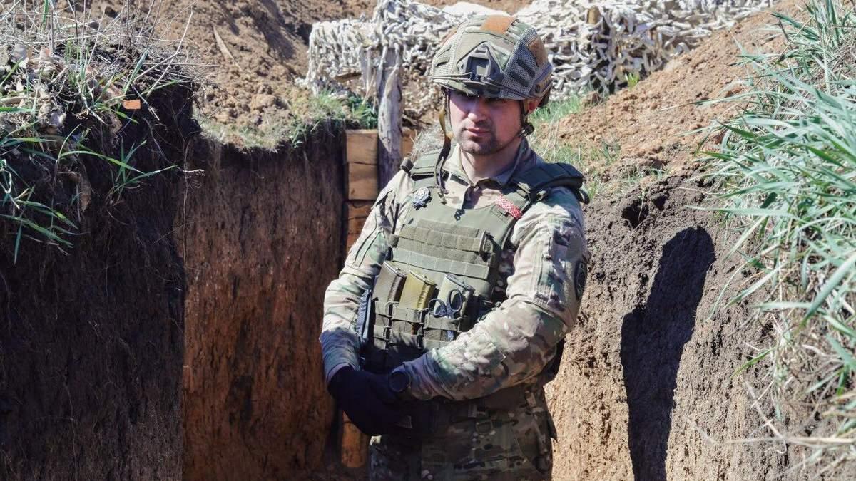 Війна закінчиться тоді, коли російські матері почнуть любити своїх синів, –  військовий