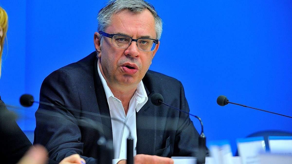 Председатель Нацсовета по вопросам теле- и радиовещания Артеменко подал в отставку