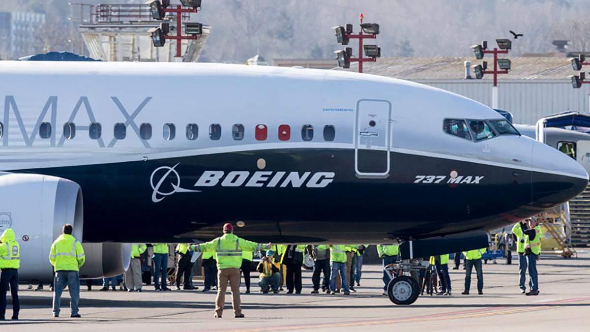 Boeing скрывал проблемы с самолетом 737 MAX, – СМИ