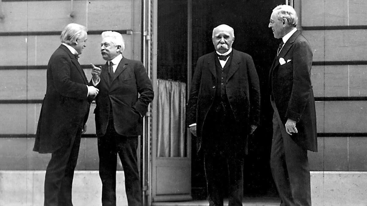 Версальское соглашение – первое унижение Германии, которое закончилось Второй мировой войной