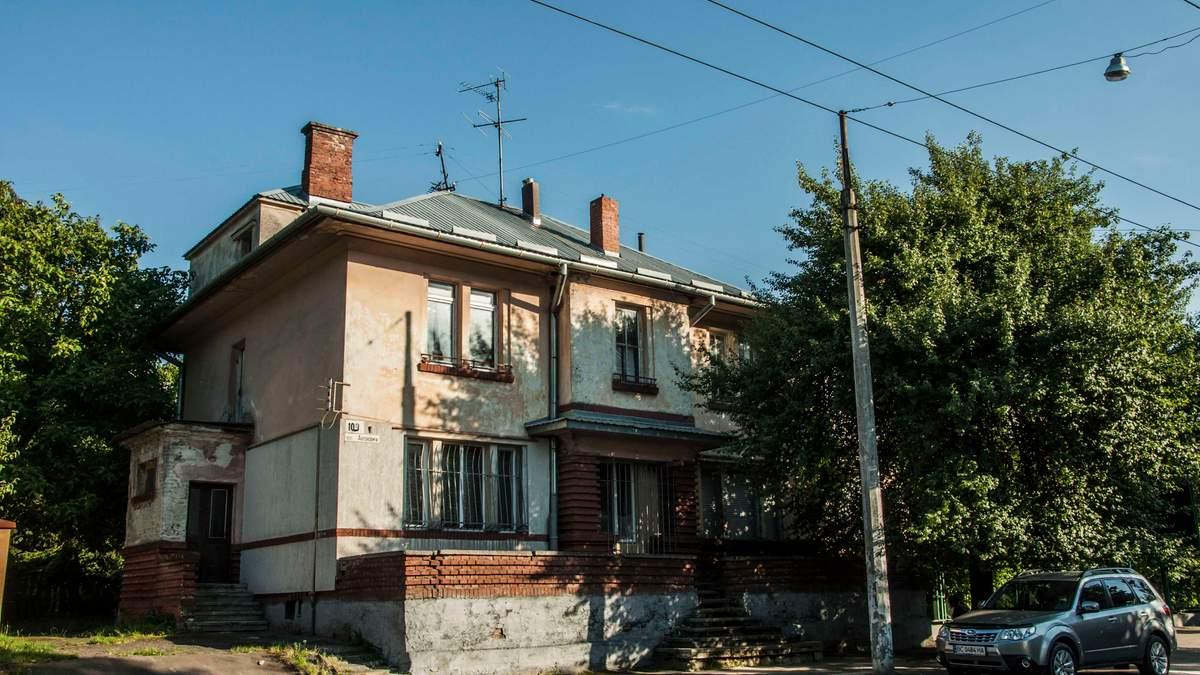 Історія однієї з перших вілл в стилі функціоналізму у Львові: як вона виглядає зараз