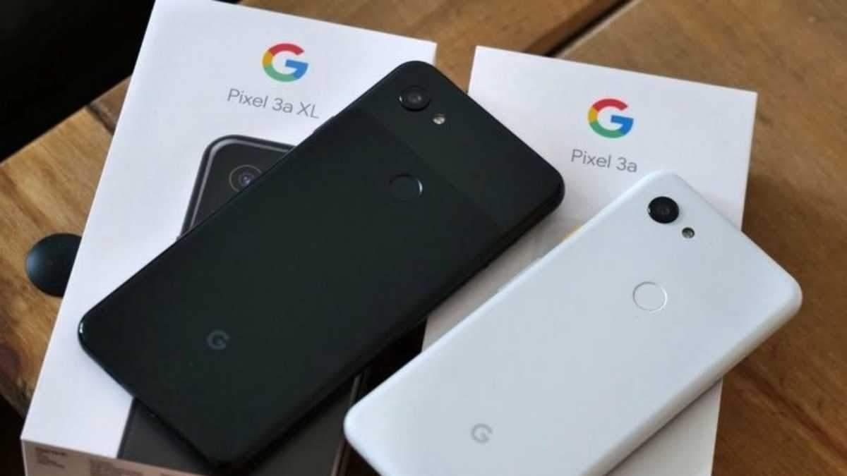 Google Pixel 3A та Pixel 3A XL представили офіційно
