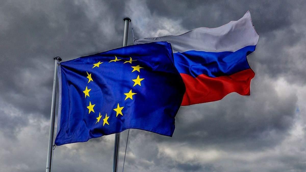 Дезинформация от России на территории ЕС