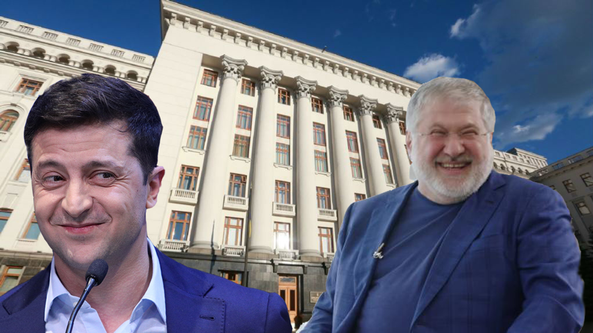 Зв'язки Зеленського з Коломойським: як новообраному президенту захиститися від впливу олігарха - 9 травня 2019 - Телеканал новин 24