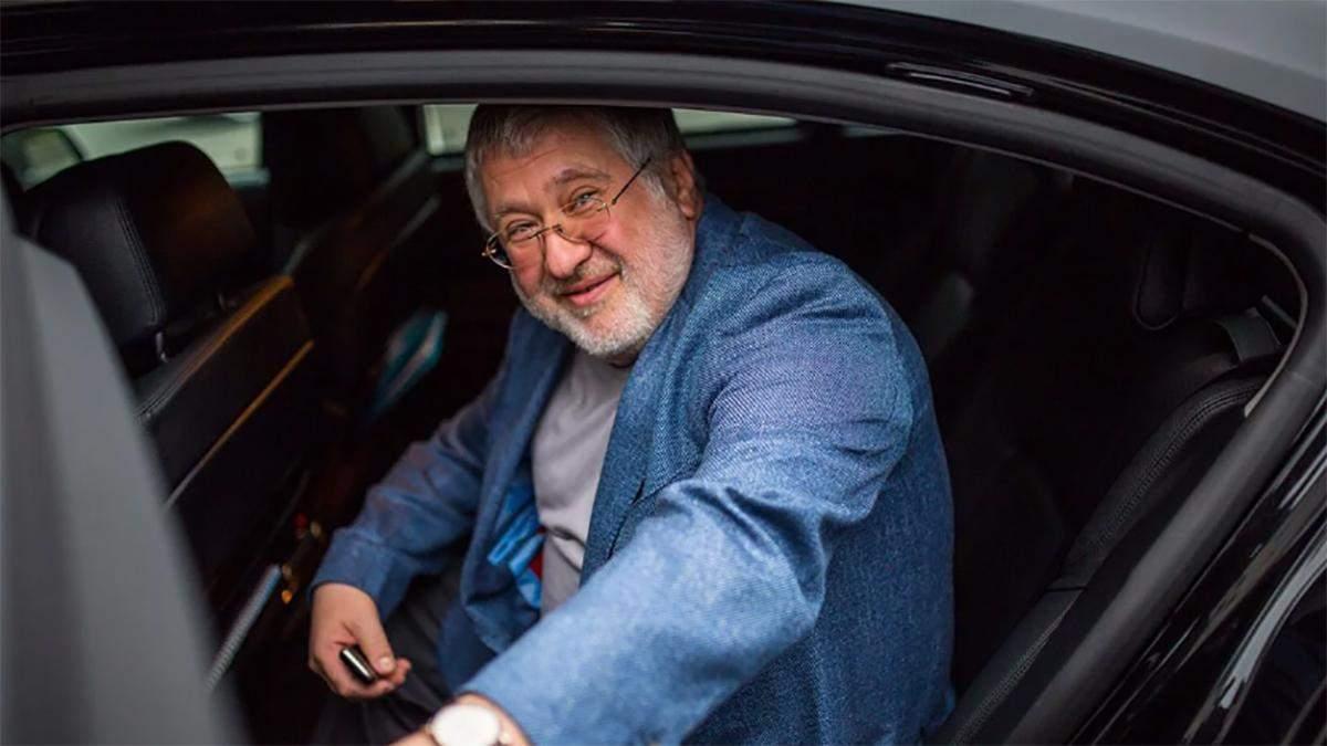 """Коломойский назвал с кем возможна коалиция """"Слуги народа"""""""
