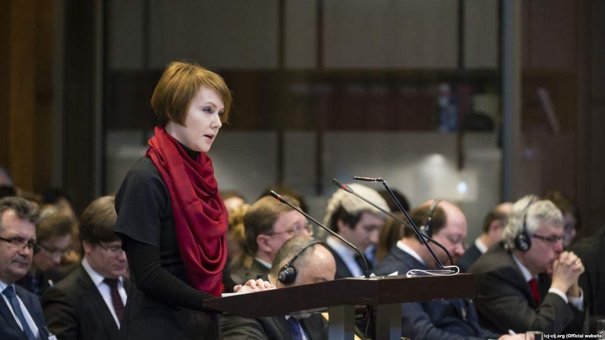 Международный трибунал ООН рассматривает дело украинских пленных моряков